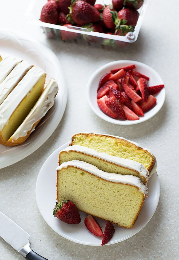 Keto Pound Cake Ruled Me