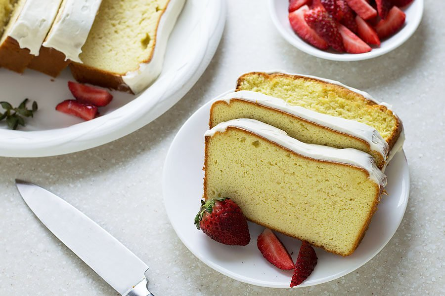 Keto Breakfast Cake Recipe: Keto Pound Cake