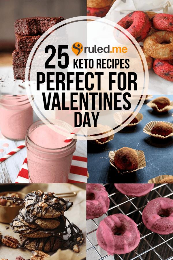 25 Keto Valentines Day Recipes