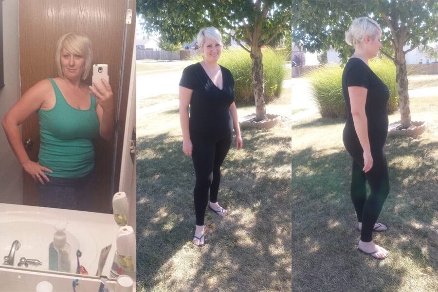 Dawn keto success story