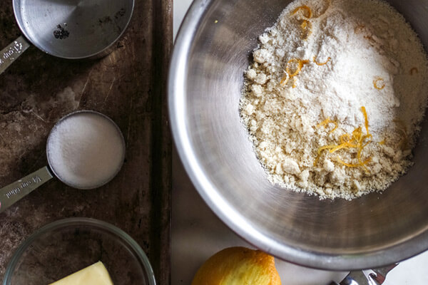 Toasted Coconut Lemon Squares