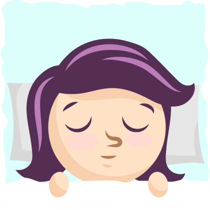 Among other things, a proper sleep schedule can help treat PCOS.