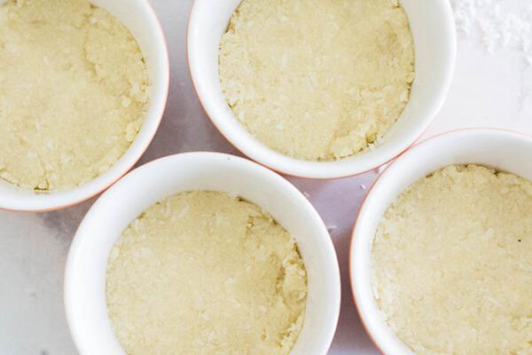 Keto Coconut Cream Pies