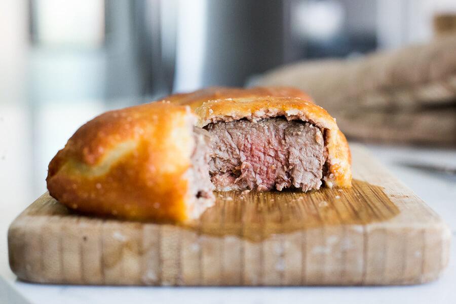 Keto Beef Wellington