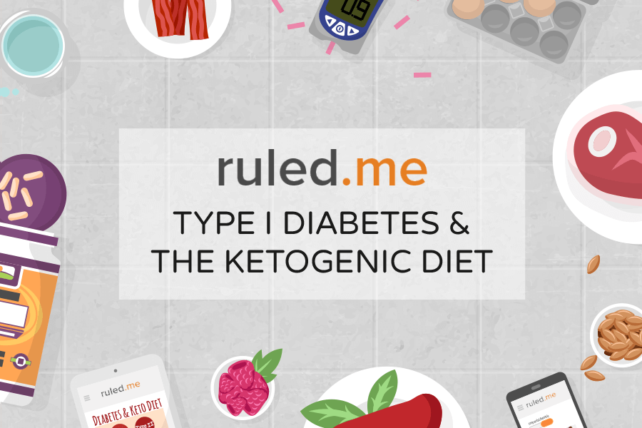 diabetic ketogenic diet individual case study