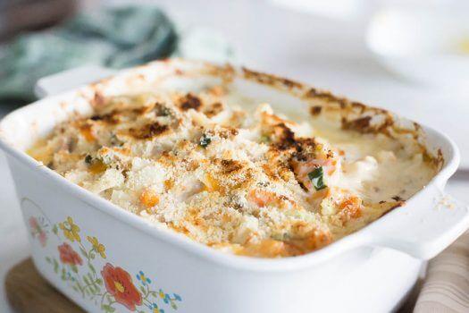 Click to see the recipe for Keto Tuna Casserole
