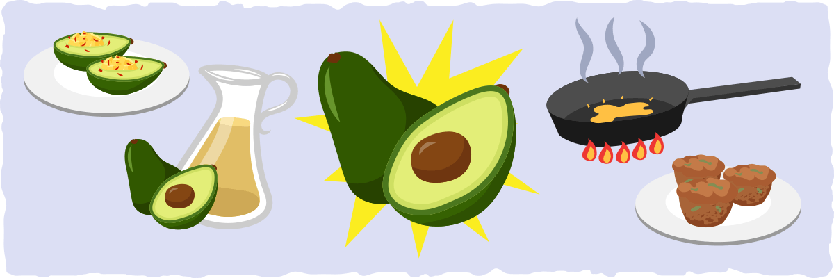 #12 Keto Food: Avocados