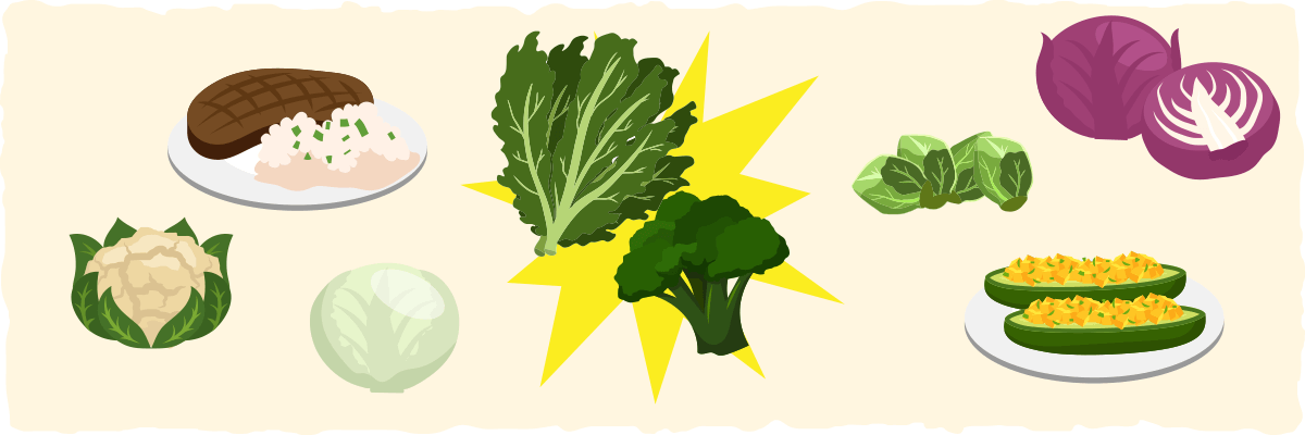 #8 Keto Food: Broccoli, Kale, and Other Cruciferous Vegetables