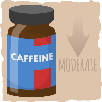 Can you take caffeine while exercising on a ketogenic diet?