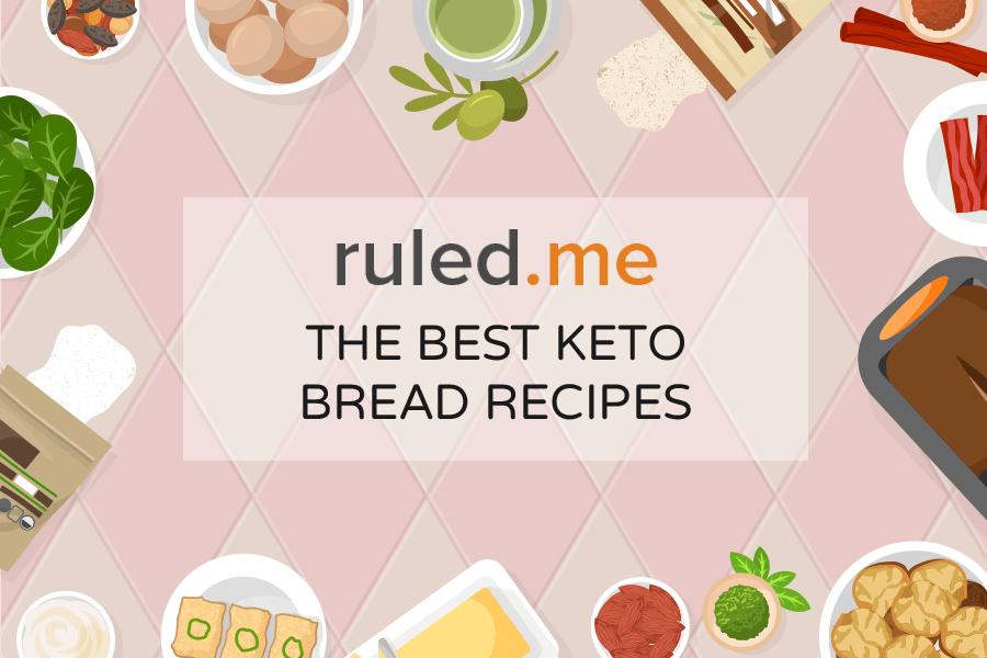 The Best 10 Keto Bread Recipes