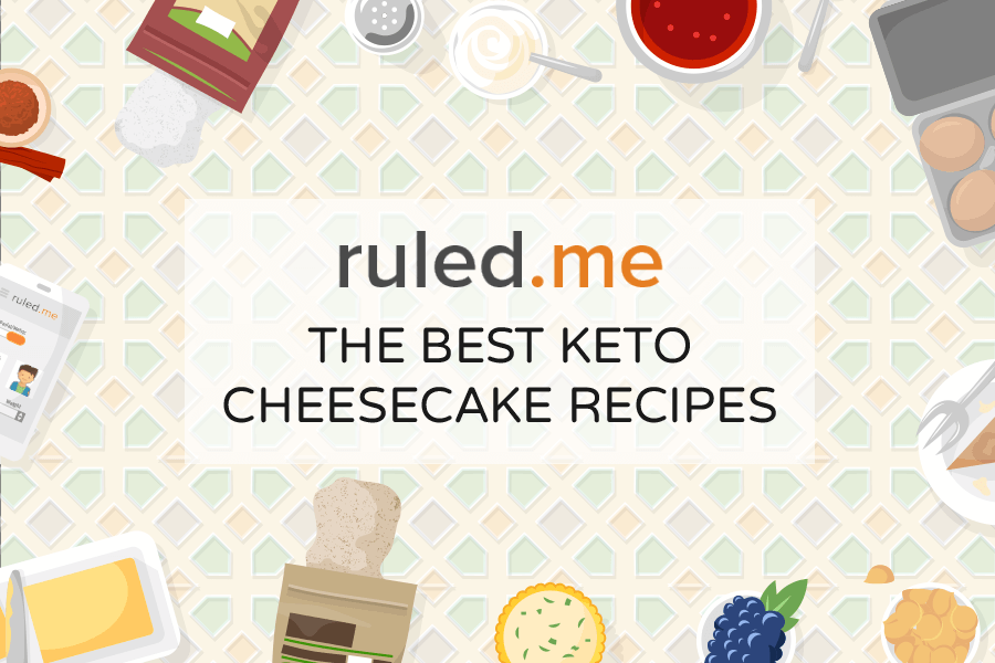 The Best 5 Keto Cheesecake Recipes