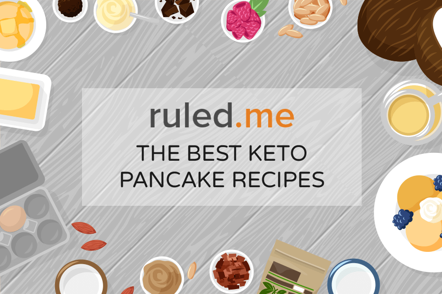 The Best 5 Keto Pancake Recipes