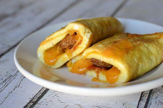 Ultimate Breakfast Roll Ups