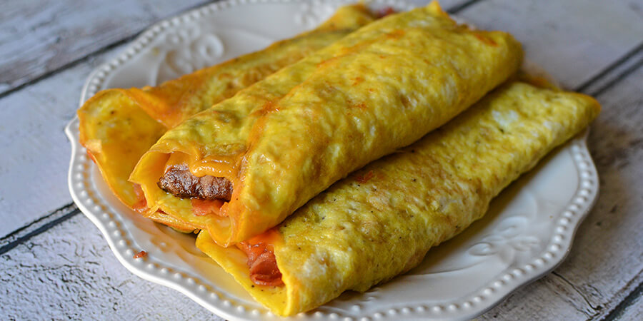 Ultimate Breakfast Roll Ups