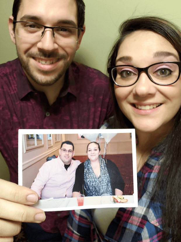 Katie and Anthony have lost over 130 lbs. together on keto.