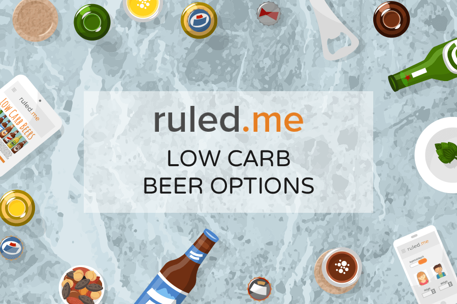 Low Carb and Ketogenic Beer Options