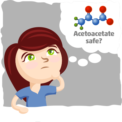 Is Acetoacetate Safe?