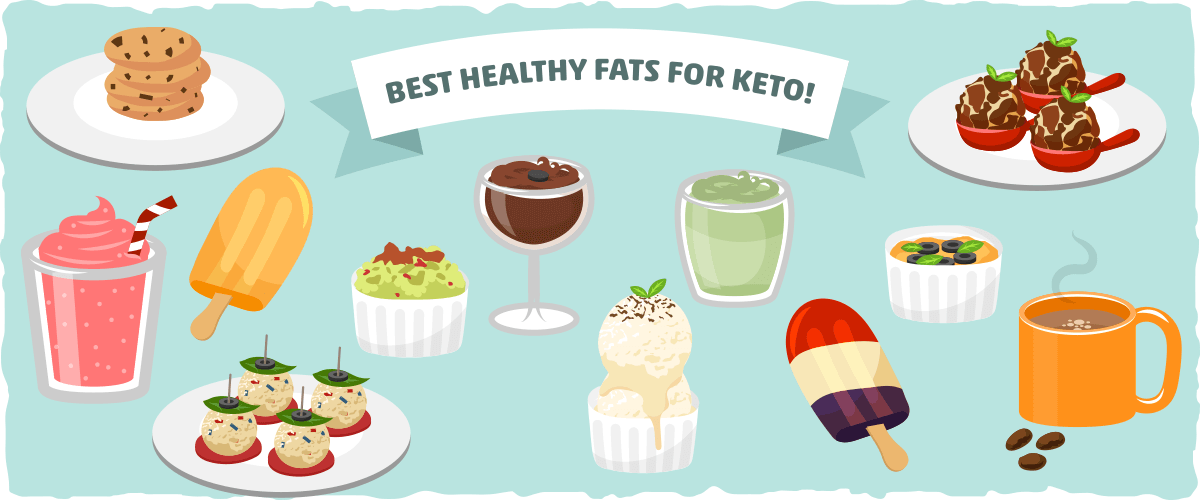 The Best Sources of Healthy Fats for the Keto Diet