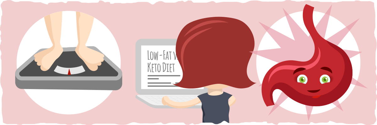 Could Keto Give Us Slight Fat Loss Advantage?