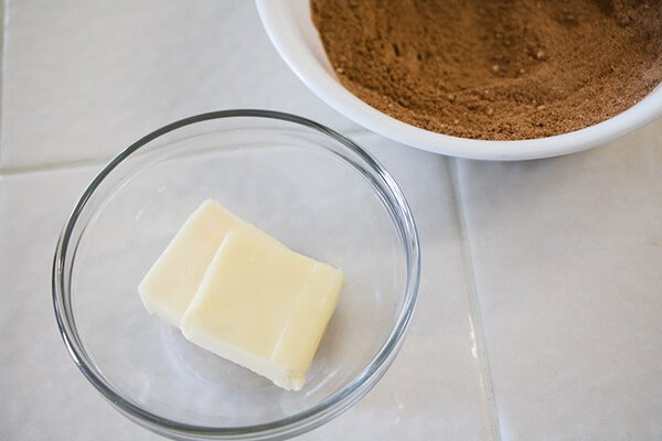 Coconut Flour Chocolate Keto Mug Cake