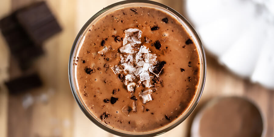 Dairy-Free Dark Chocolate Shake