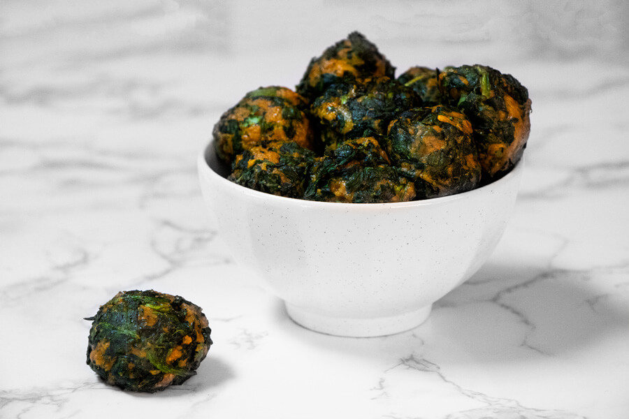 Spinach and Cheese Bites