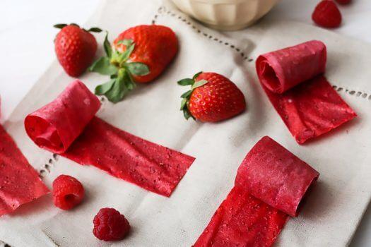 Keto Fruit Rollups