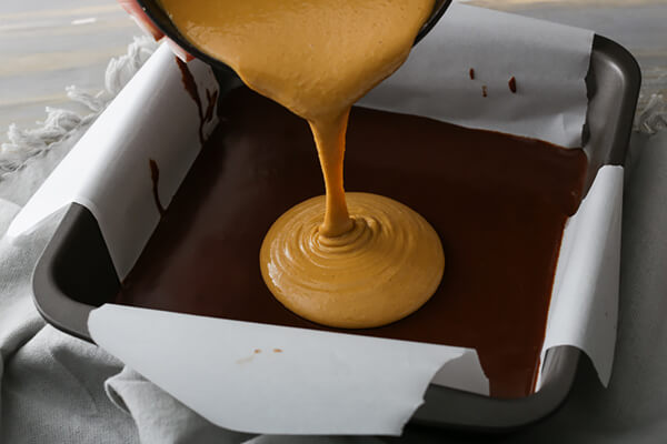 Peanut Butter Cup Style Fudge