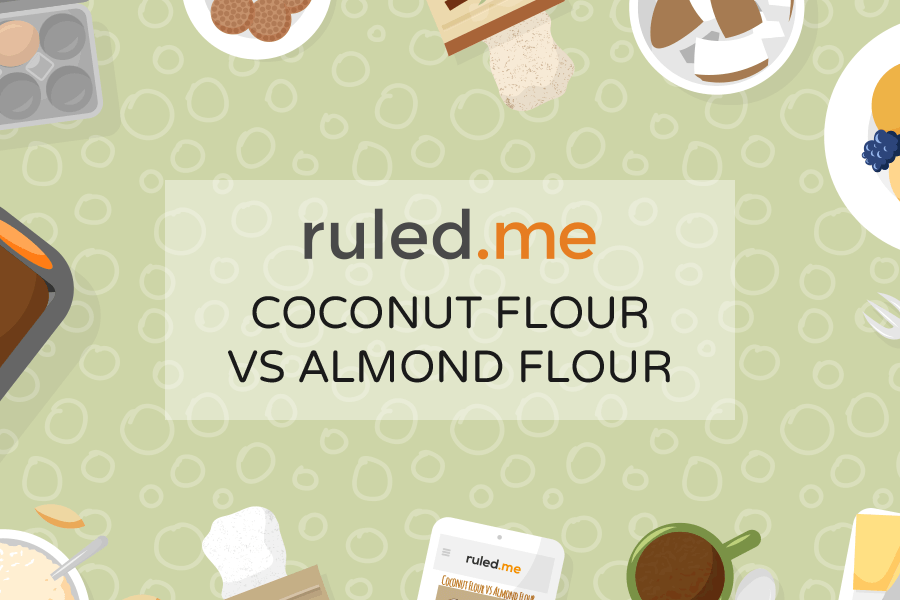 Coconut Flour vs. Almond Flour — Everything You Need to Know