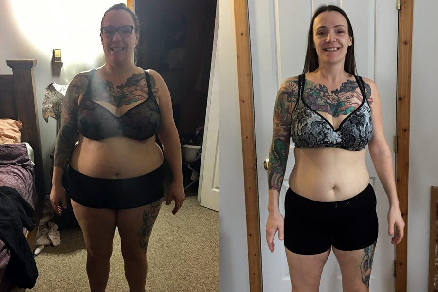 Allison is Down Over 80 Pounds on Keto
