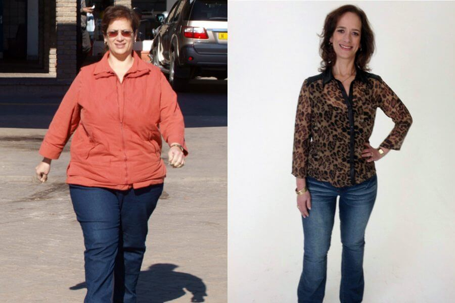 Gillian Lost Over 120 Pounds Using Keto