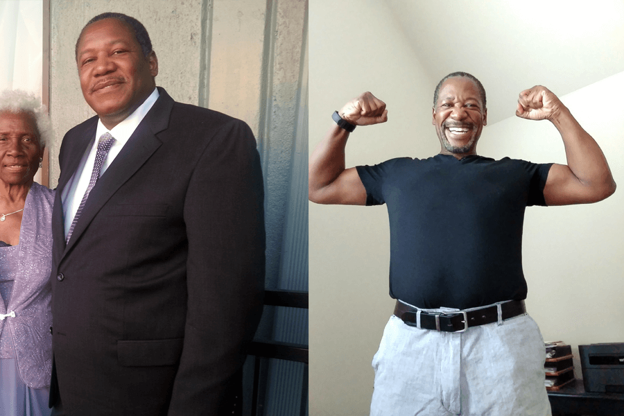 Greg Has Lost 60 Pounds So Far!
