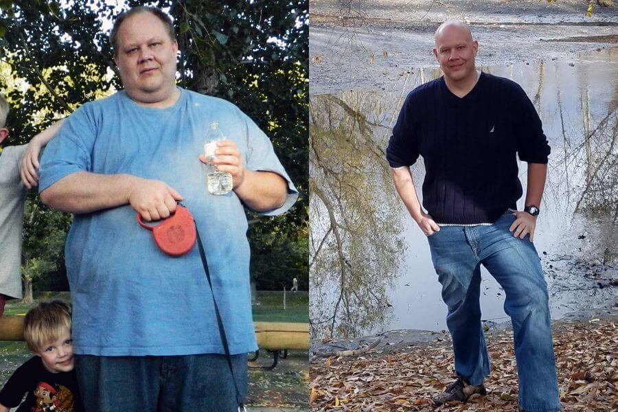 Jason Lost 130 Pounds and No Longer Has Diabetes