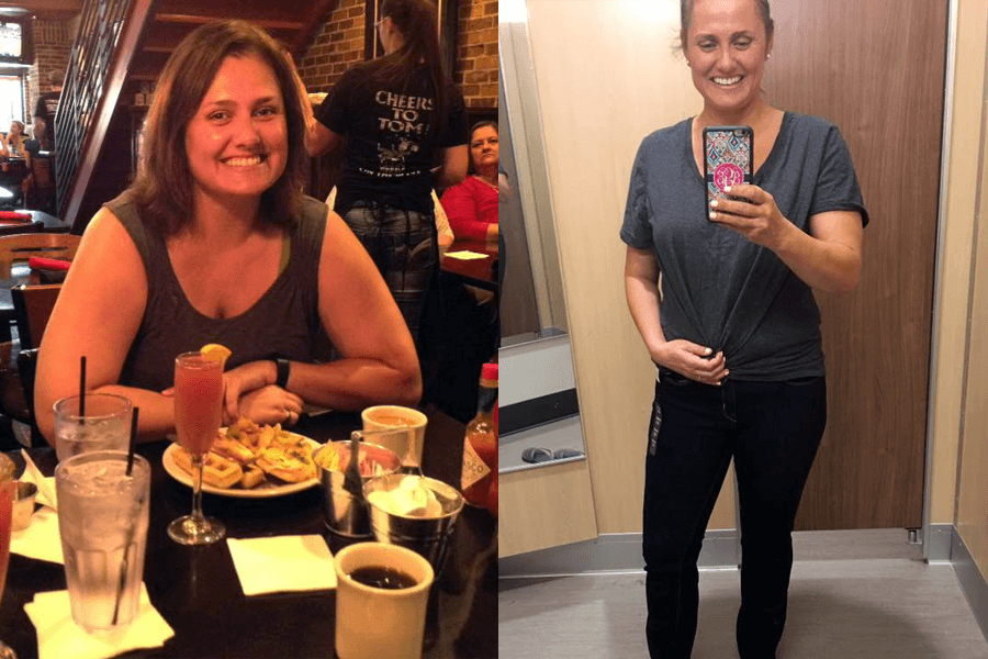 Jennifer Has Lost 70 Pounds on Keto!