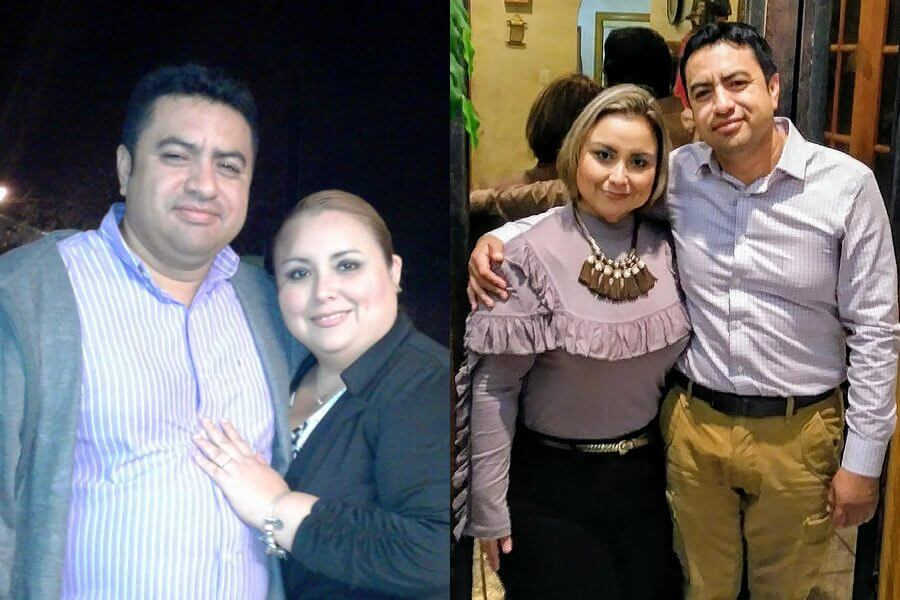 Karla and Juan Carlos Lost Over 100 Lbs Together!