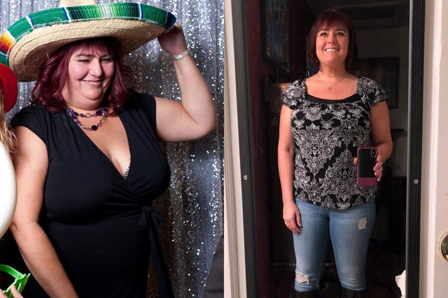 Kris Went from a Size 20 to a Size 6 on Keto