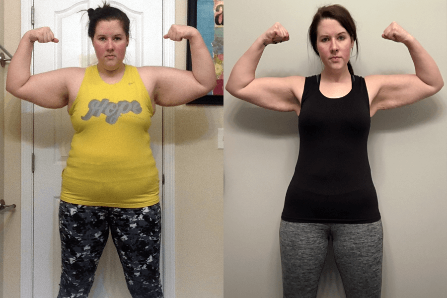 Lacey Lost Over 80 Pounds Using a Keto Diet