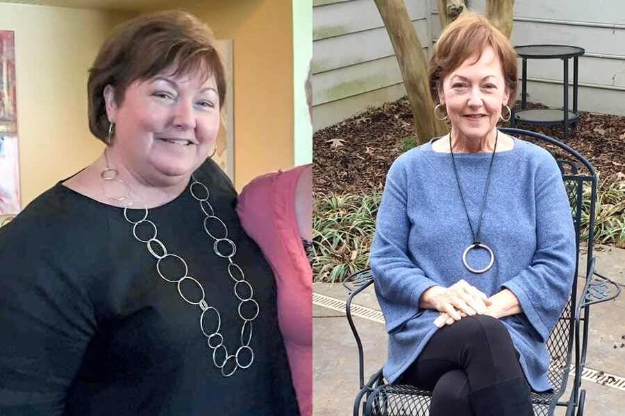 Leslee Has Lost Over 80 Pounds at 60 Years Old!