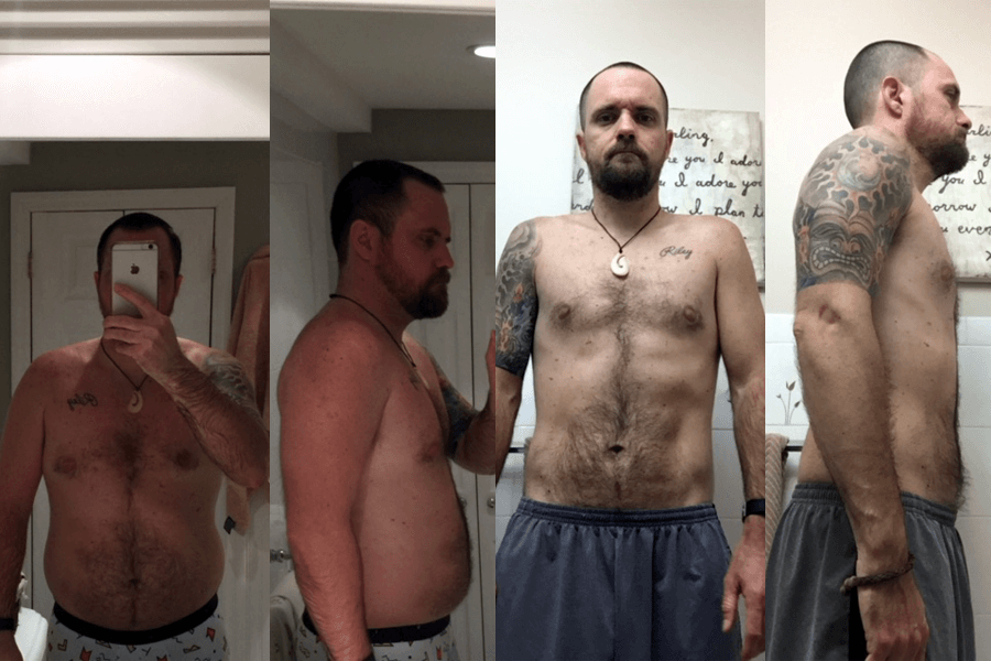 Martin Lost 40 Lbs and Got His Life Back