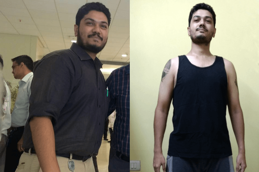 Makul Dropped 50 Pounds in 5 Months