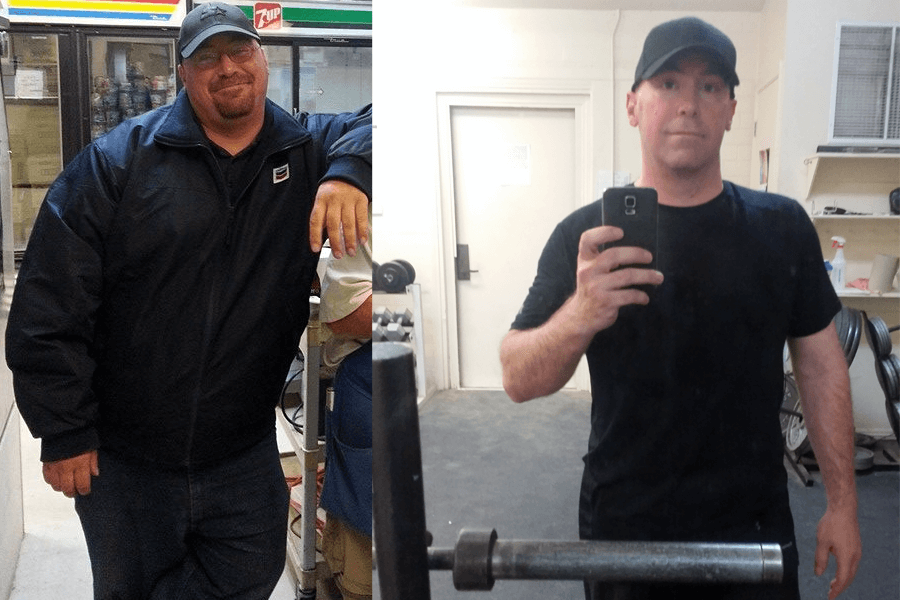 Ray Has Lost Over 100 Pounds On Keto