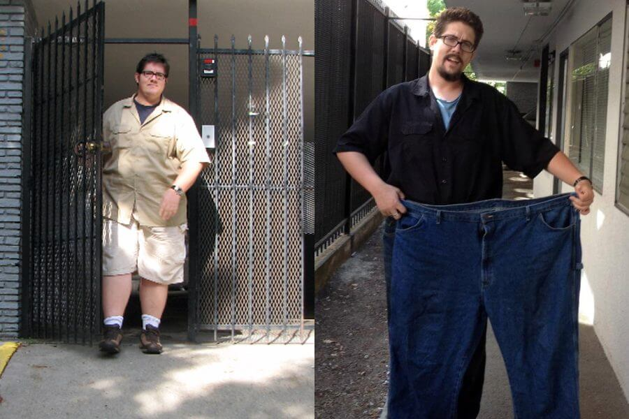 """Keto Saved My Life"" – Stefan, Down Over 200 Lbs."