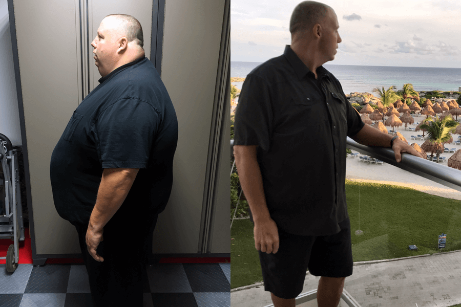 Steven Has Lost Over 350 Pounds on Keto