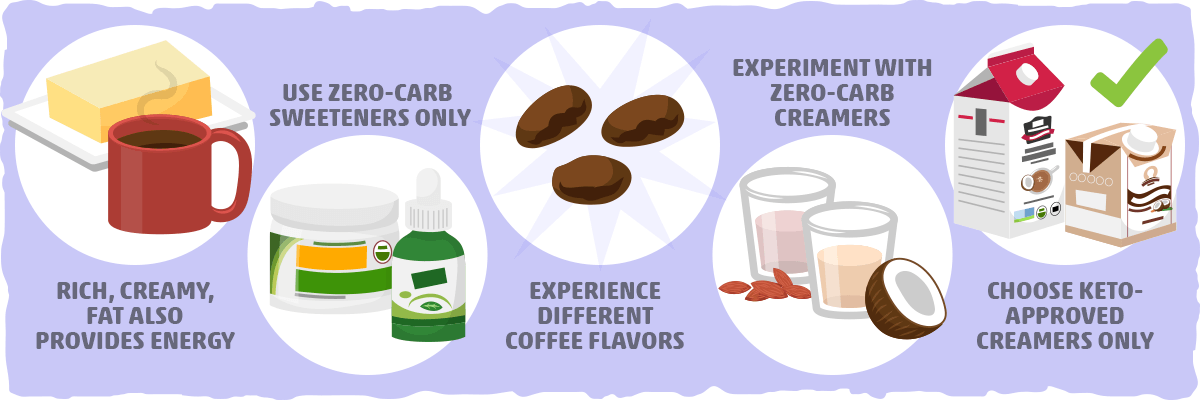 Strategies for Keeping Your Coffee Keto-Friendly