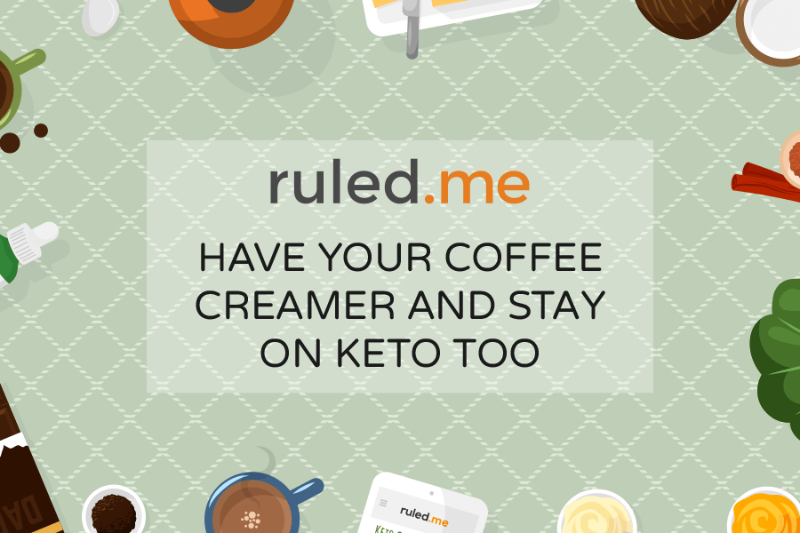Have Your Coffee Creamer and Stay Keto, Too