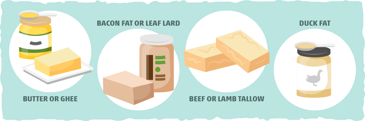 Are Lard, Tallow, and Duck Fat Good on Keto