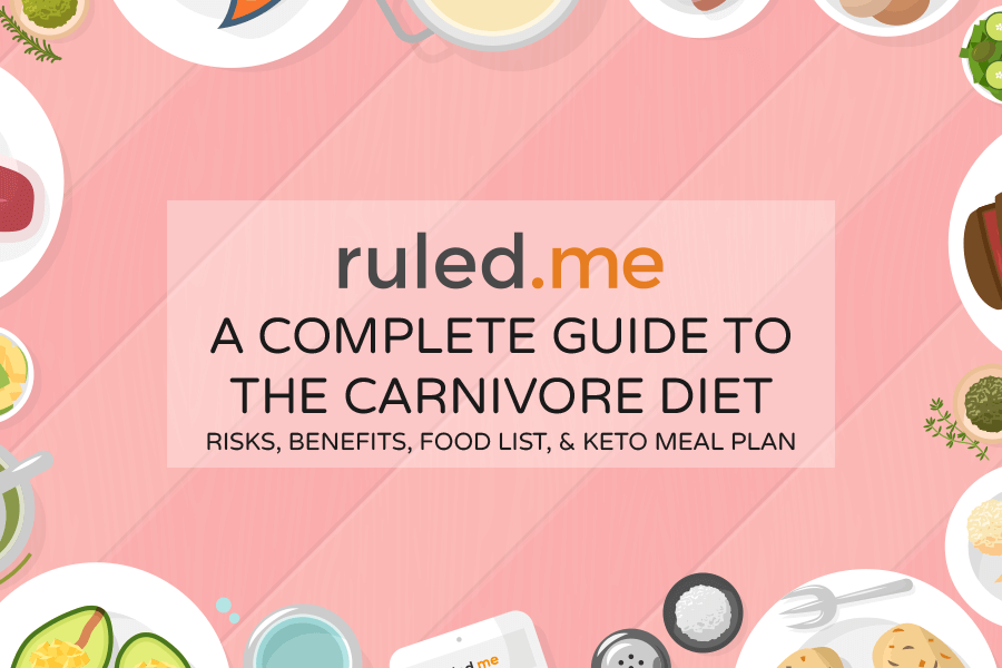 Guide to the Carnivore Diet: Risks, Benefits, Food List, and Keto Meal Plan