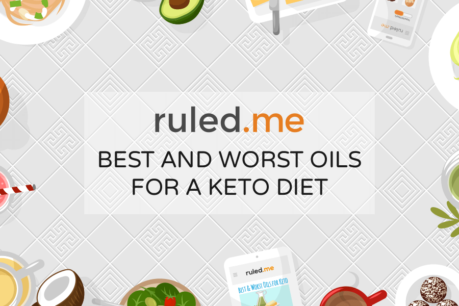 The Best & Worst Keto Oils for Cooking, Drizzling, and What to Avoid
