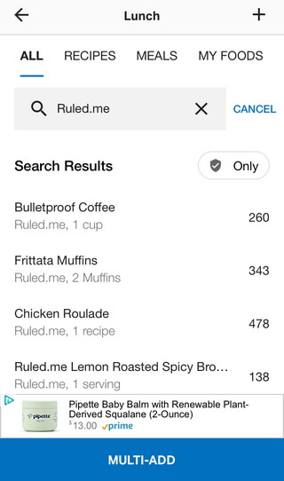 Finding Your Favorite Keto Recipes