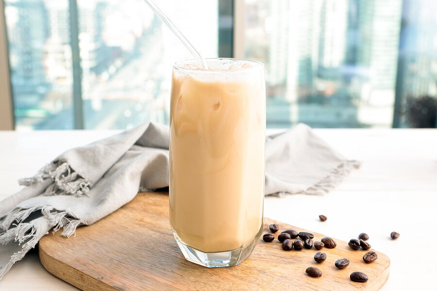 Keto Iced Coffee Recipe With Heavy Cream